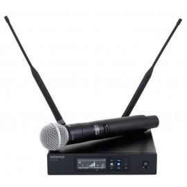 SHURE QLXD24E/SM58 - дигитален безжичен микрофон